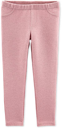 Carter's Toddler Girls Faux-Pocket Leggings