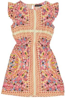 Antik Batik Yellow Silk Dresses