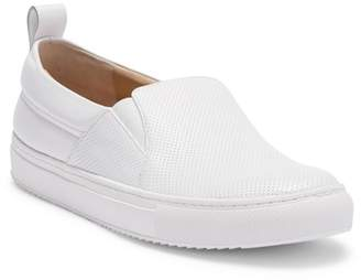 Hip And Bone Tunnel Core Perforated Slider Slip-On sneaker