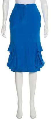 Calvin Klein Collection Knee-Length Skirt