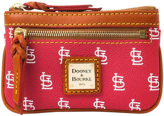 Dooney & Bourke MLB Cardinals Small Coin Case