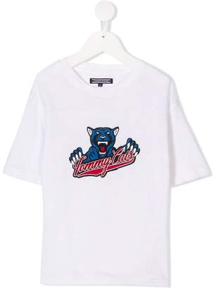 Tommy Hilfiger Junior Tommy Cats logo T-shirt