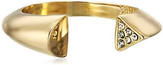 Paige Novick PHUN by Lola Collection Half Circle and Triangle Open Ring