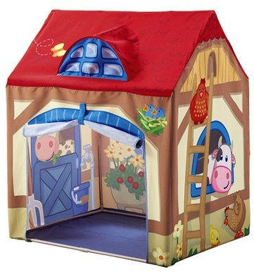 Haba Infant Haba Farm Play Tent
