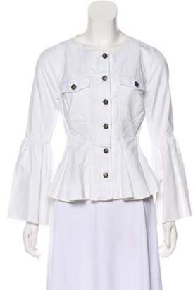 Cinq à Sept Josephina Long Sleeve Jacket w/ Tags