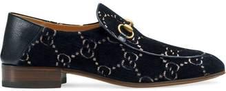 Gucci GG horsebit loafer