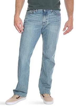 Wrangler Authentics Men's Big and Tall Big & Tall Comfort Flex Waist Jean,46x30