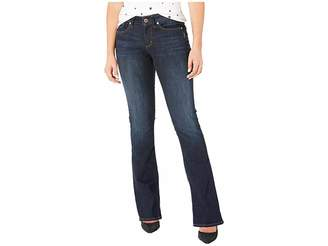 Silver Jeans Co. Suki Mid-Rise Curvy Fit Slim Boot Jeans in Indigo