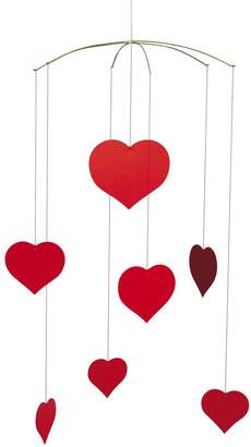 Flensted Mobiles Happy Hearts Mobile
