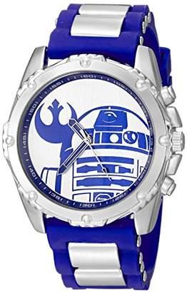 Star Wars Men's RDD1310 Analog Display Analog Quartz Watch