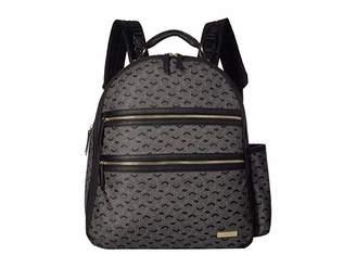Skip Hop DECO Saffiano Diaper Backpack
