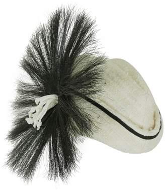 Yohji Yamamoto Vintage Ecru Other Hats
