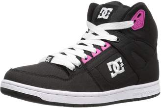 DC Women's Rebound High TX SE Skateboarding Shoe