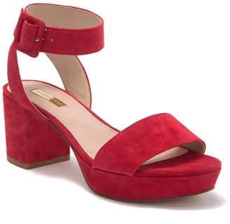 Louise et Cie Hanya Block Heel Sandal