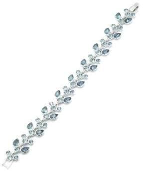Givenchy Swarovski Crystal Flex Bracelet