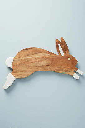 Anthropologie Lapin Cheese Board