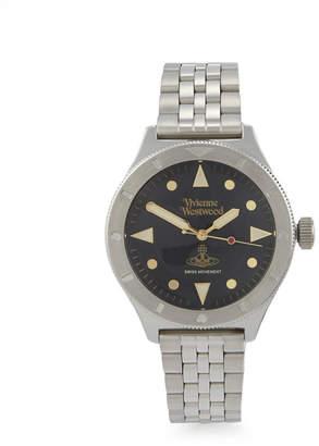 Vivienne Westwood Silver Smithfield Watch