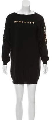 Vionnet Mini Sweater Dress