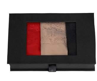 Natori Bliss Perfection One-Size Thong Box Set
