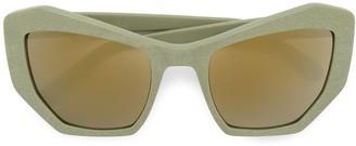 Prism khaki Brasilia sunglasses