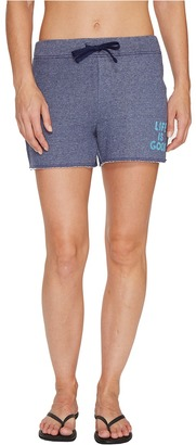 Life is Good Beachy Short $38 thestylecure.com