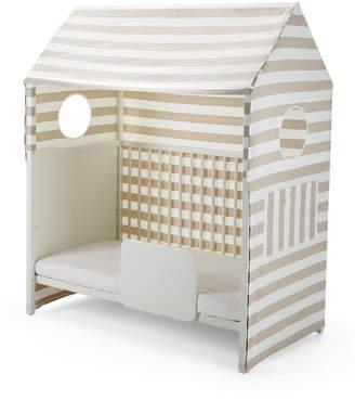 Stokke HomeTM Toddler Bed Tent, Beige/White