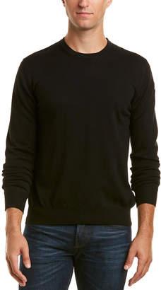 Moncler Maglia Wool Crewneck Sweater