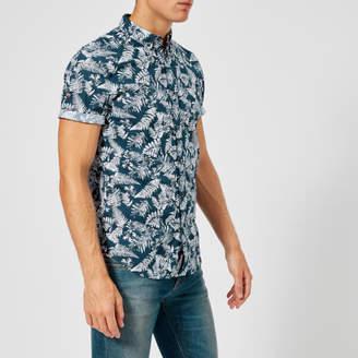 Superdry Men's Shoreditch Short Sleeve Button Down Shirt