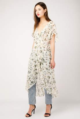 Azalea Wrap Kimono Duster Dress