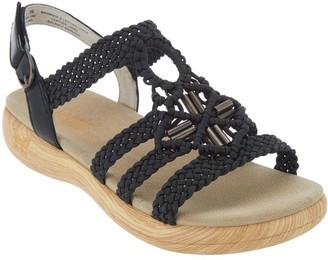 Alegria Braided Detail Sandals - Jena