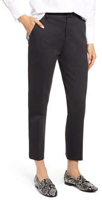 Vince Camuto Slim Leg Tech Ponte Ankle Pants