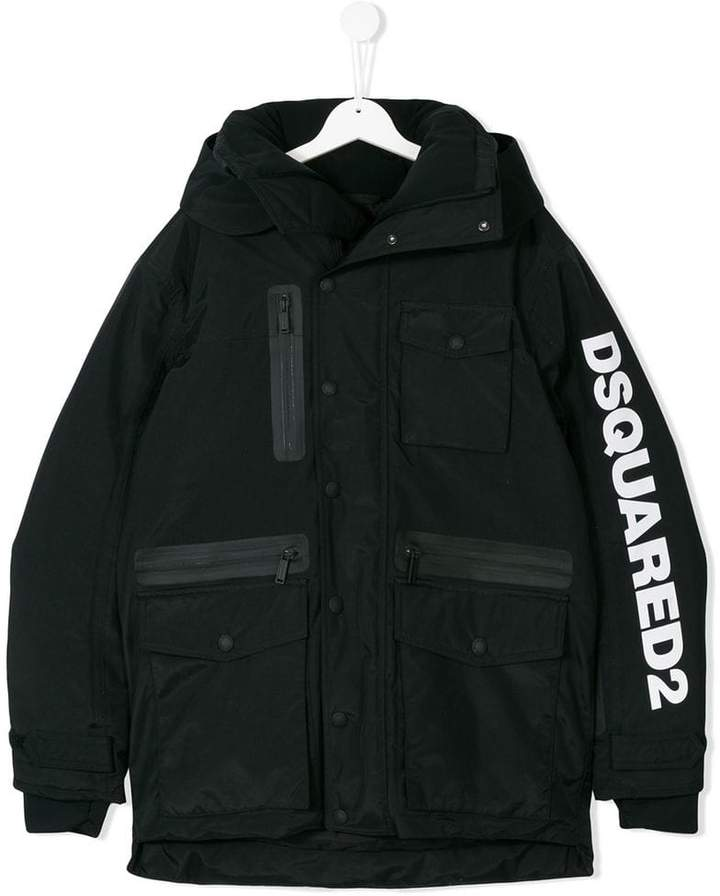 Teen padded jacket