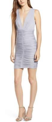 Rowa Row A Ribbed Body-Con Dress