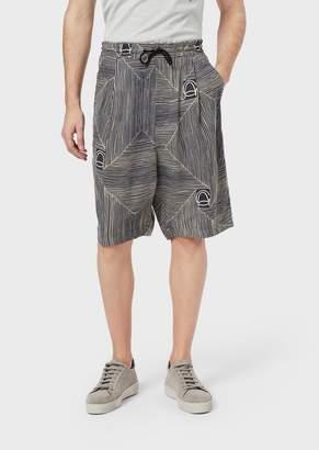Giorgio Armani Bermuda Shorts