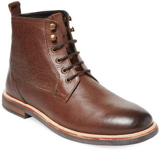 Ben Sherman Brent Round-Toe Boot