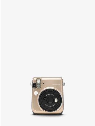 Michael Kors x FUJIFILM INSTAX® Camera $149 thestylecure.com