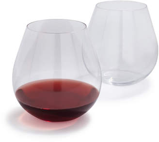 Riedel O Pinot Noir Stemless Wine Glasses