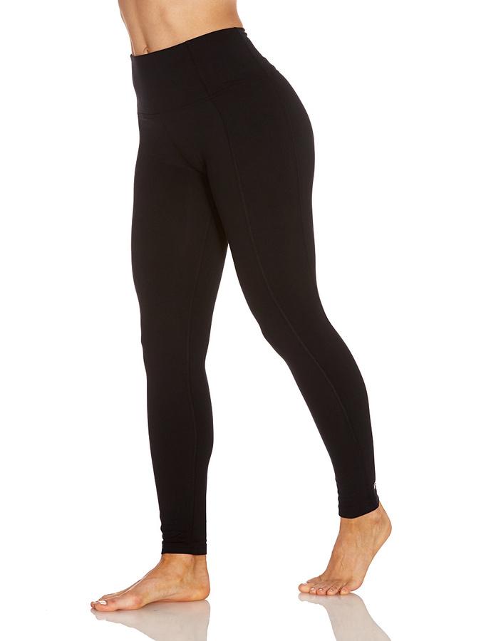 Black Olivia High Rise Tummy Control High-Waist Leggings