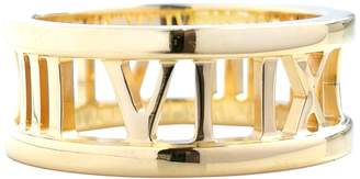 Tiffany & Co. Atlas yellow gold ring