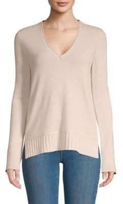 Inhabit V-Neck Cashmere Sweater