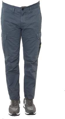 Stone Island Cotton Trousers