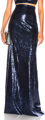 Dundas Sequin Maxi Skirt