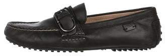Polo Ralph Lauren Leather Round-Toe Loafers
