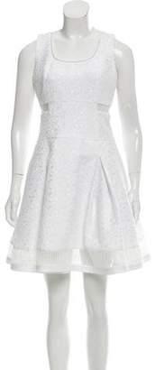 Jonathan Simkhai Sleeveless A-Line Dress