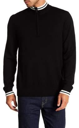 G/FORE 12 Gauge Merino Wool 1/4 Zip Pullover