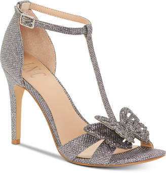 c7cbf4a1a78d INC International Concepts I.n.c. Rainor Butterfly T-Strap Evening Sandals