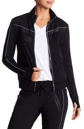 Blanc Noir Jog Jacket