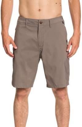Quiksilver Transit Twill Amphibian Shorts