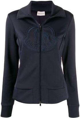 Moncler logo sports jacket