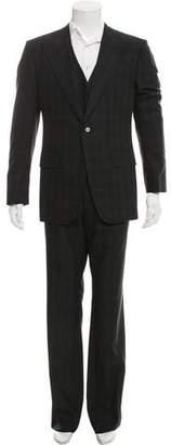 Valentino Three-Piece Wool Suit w/ Tags